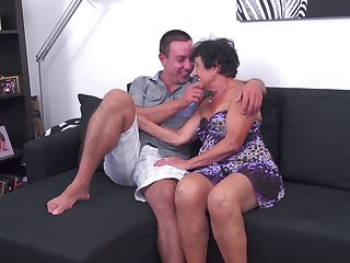 Sexy MILF Hanna D. gets rammed in a team be beneficial to two be beneficial to possibility positions