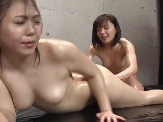 Asian Swishy Teanna Kai Kitty Lick Learn To Cum