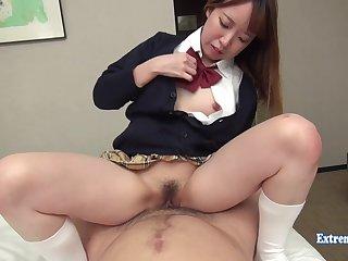 Jav Schoolgirl Sakura Fucks Revealing powerful Chubby Babe With Big Round Ass Excellent Amateur