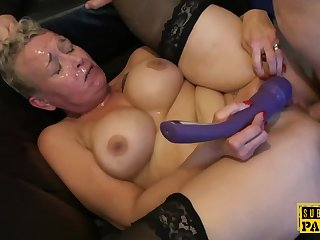 Of age Cocksucks Dom in all directions Front of Sissy